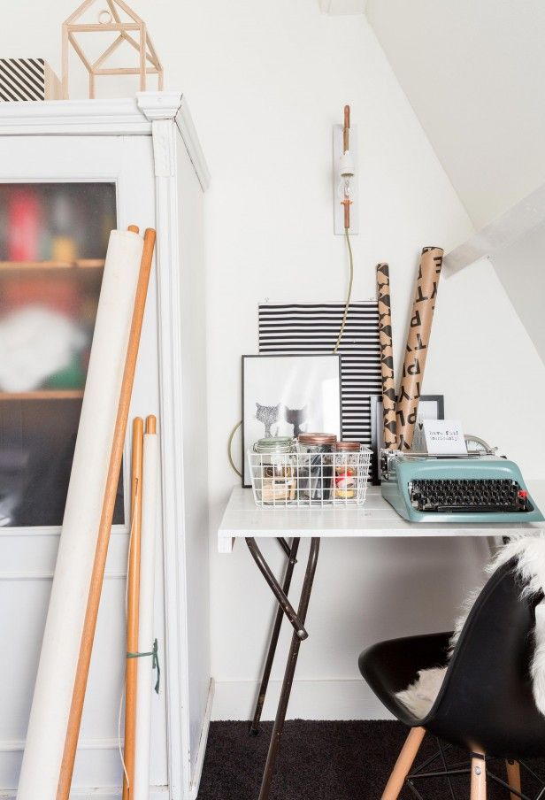 Workspace   Photographer Hans Mossel  Styling Sabine Burkunk   Text Merel van der Lande   vtwonen July 2015