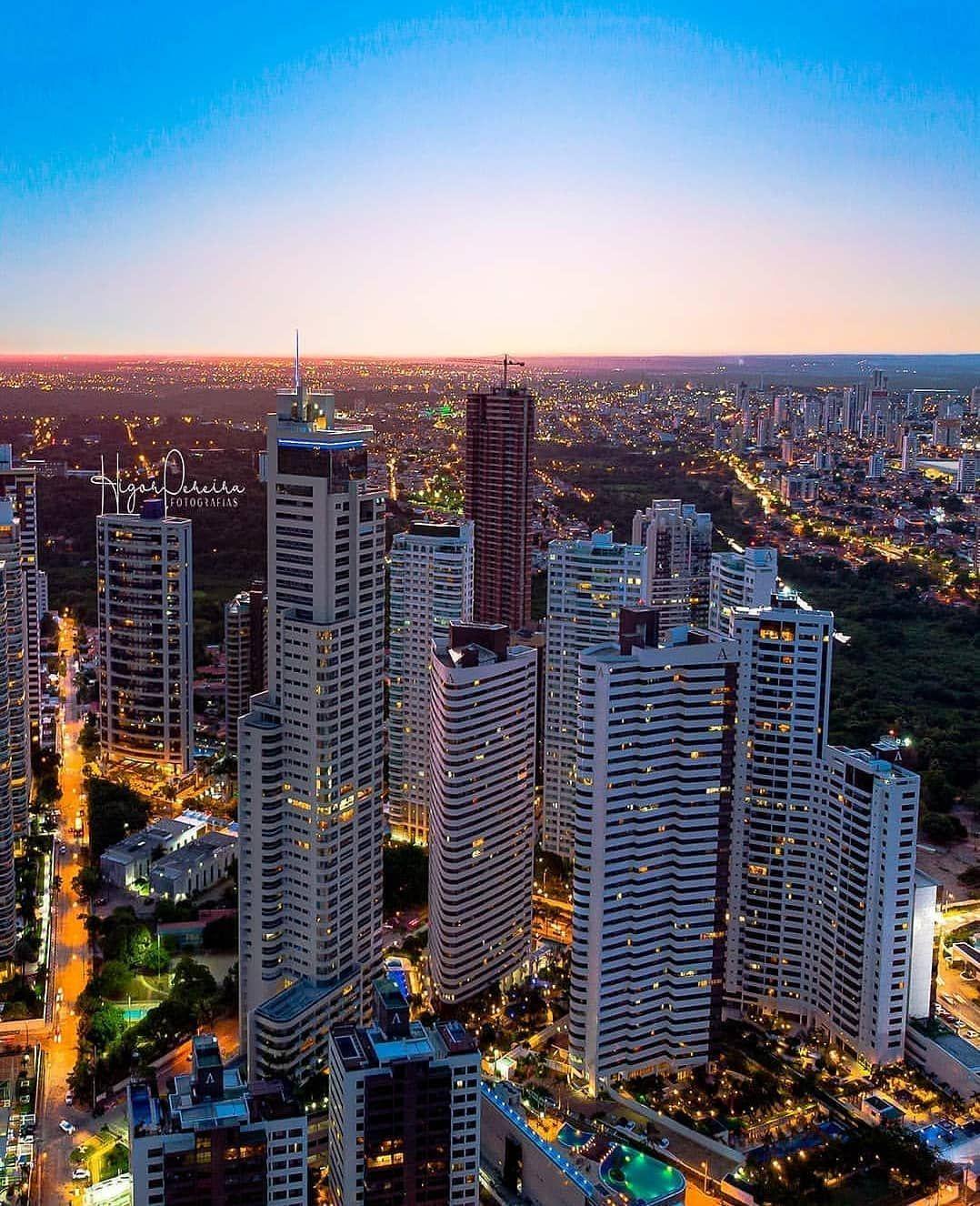"#JoãoPessoaParaiba ® on Instagram: ""Boa noite, capital! 😍 🏙️🌃 . . . . . . . . . 📍 Altiplano 📷 @higor_fotografias . . . . . . . . . . #joaopessoa #paraiba #brazil #travel…"""