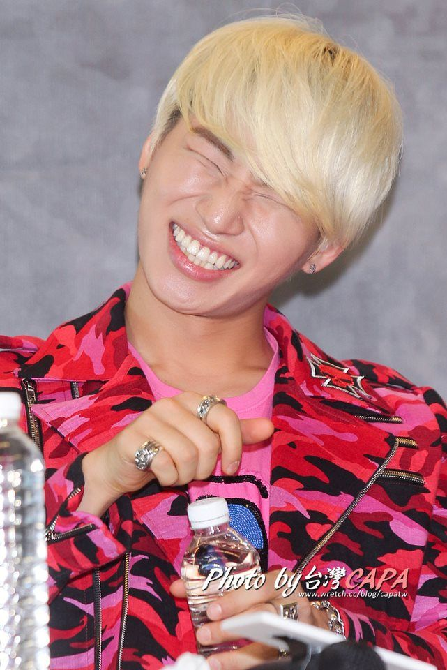 Big Bang Daesung Teeth
