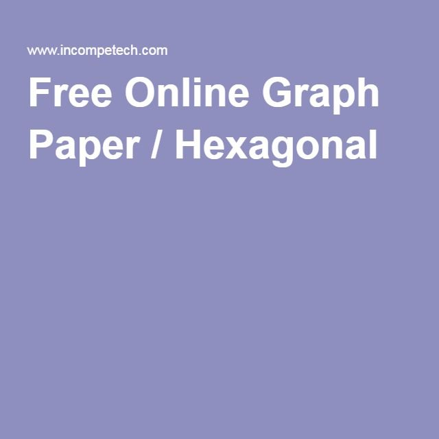 Free Online Graph Paper \/ Hexagonal hexagonos y cathedral window - hexagonal graph paper template