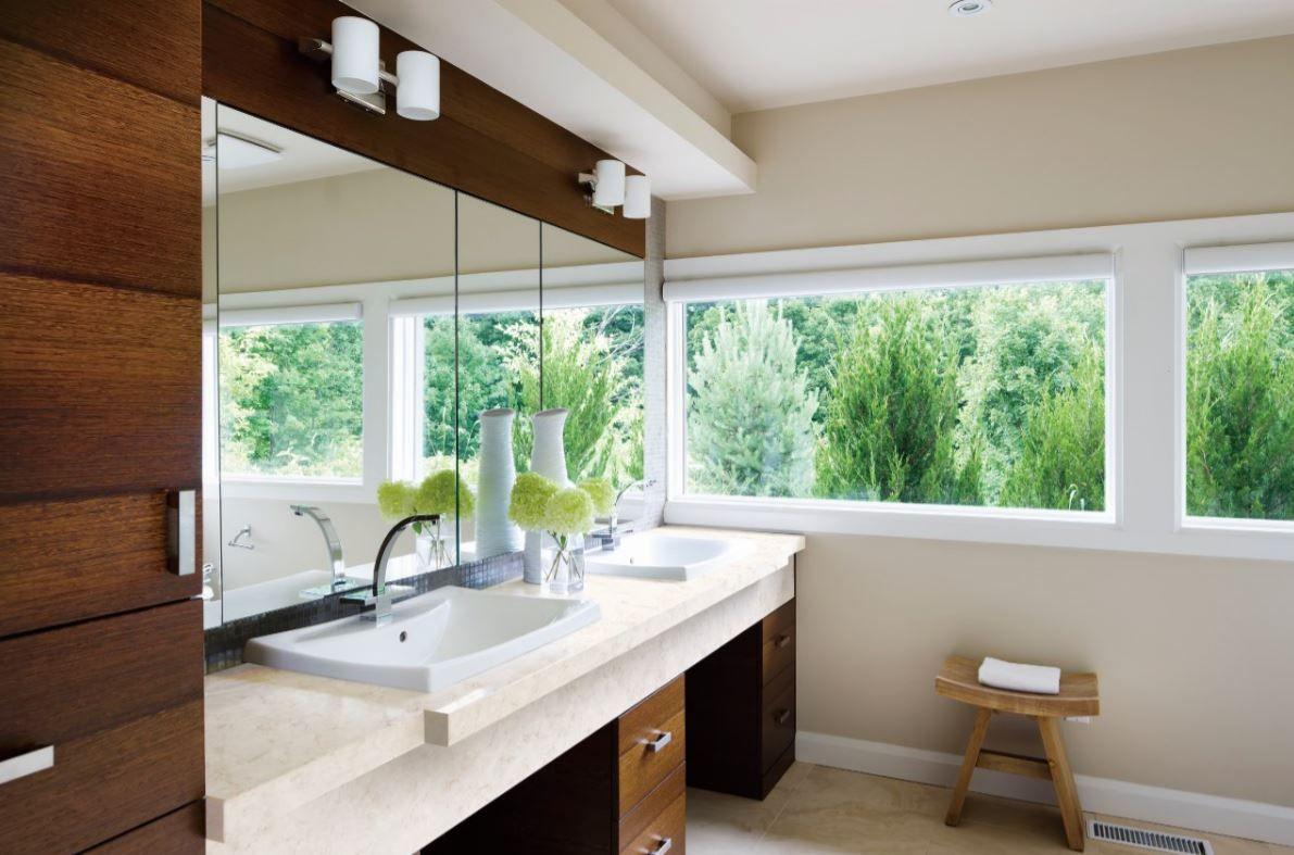 Clarino Countertops Bathrooms Remodel Quartz Countertops