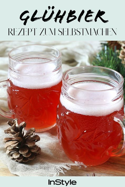 Photo of Bye, mulled wine! Glühbier is the new trend drink on the Christmas markets