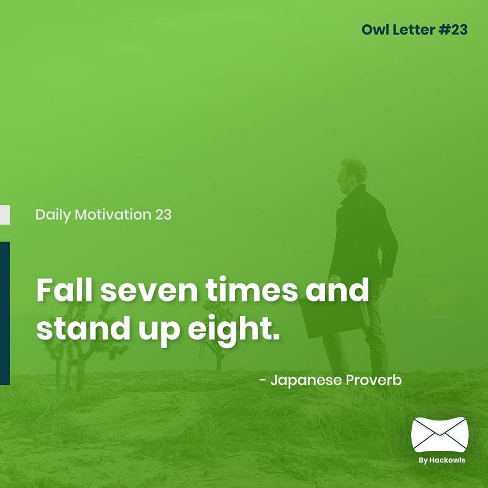 #motivational#quotes#japanesequotes#motivationalquotes#inspirationquotes#owlletter#proverb#nevergiveup#dailymotivation