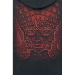 Photo of Tool Red Face hooded jacket