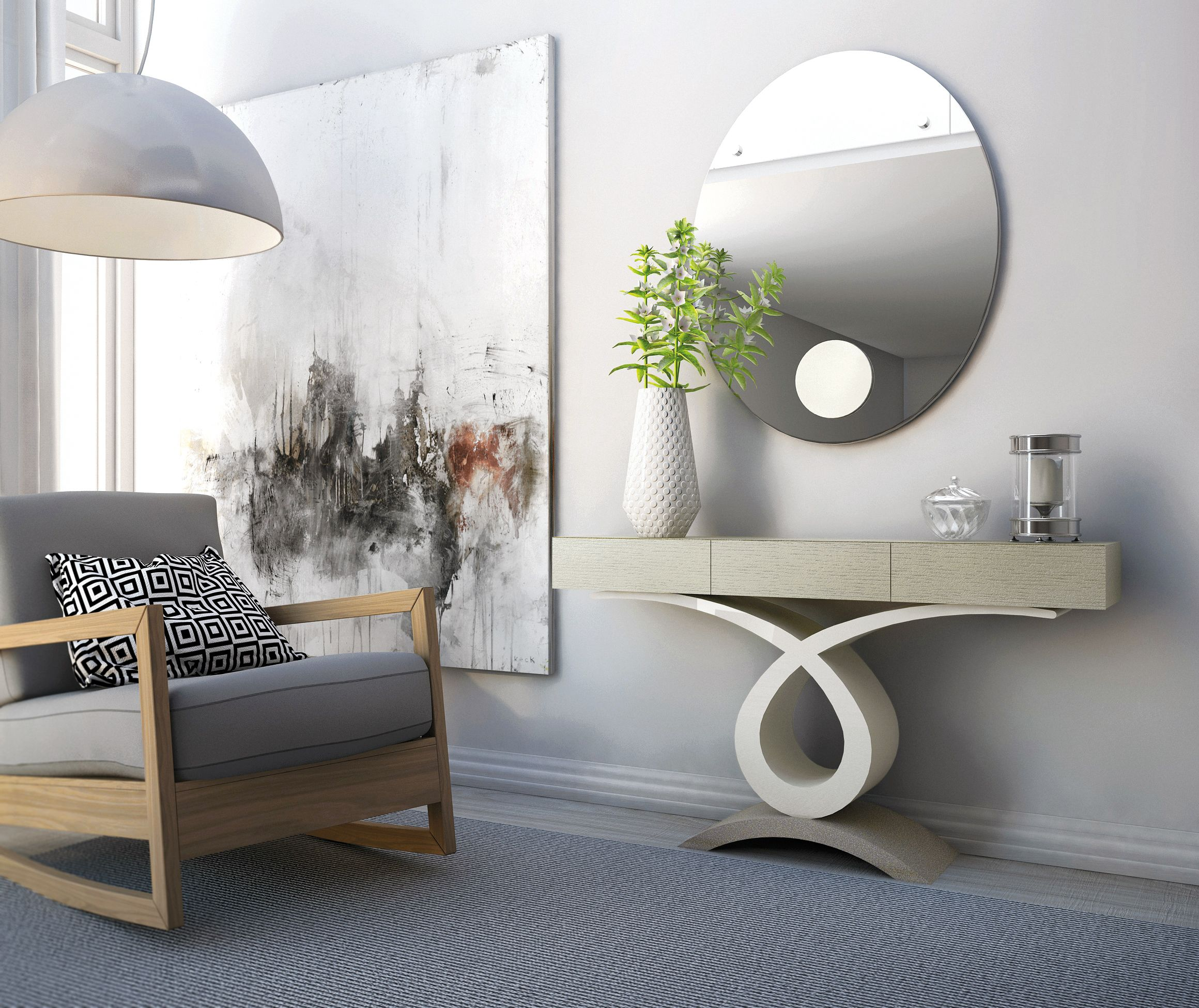 Produtos Modern Console Tables Console Table Living Room Contemporary Console