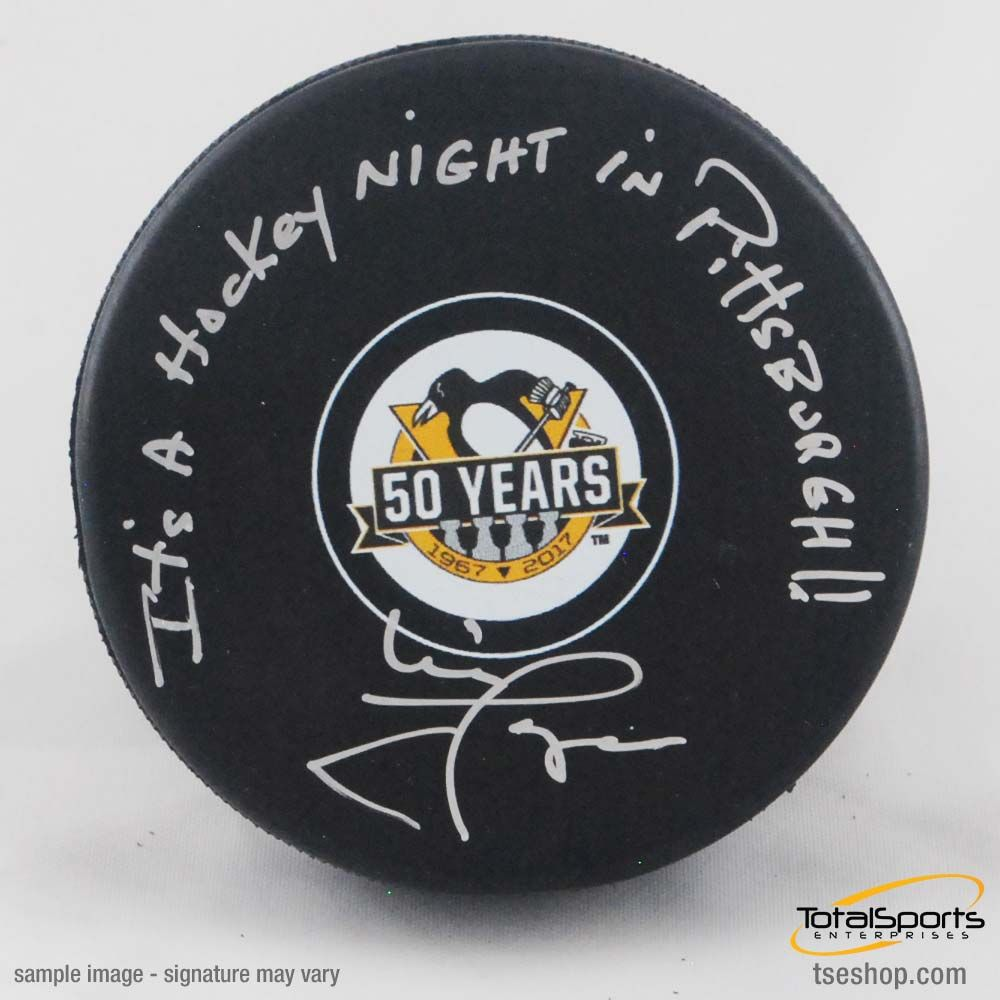 IT'S A HOCKEY NIGHT IN PITTSBURGH! Take 35 off all