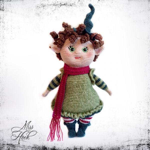 Download Miss Elfi | Miss Rubi Add-on Amigurumi Pattern (FREE ...