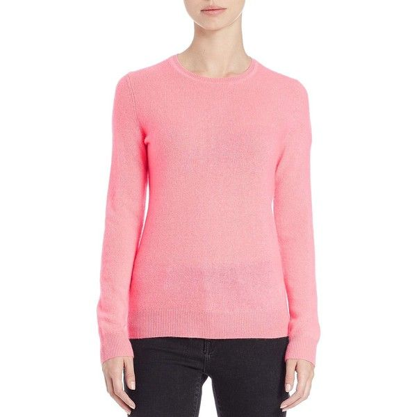 Lord & Taylor Petite Basic Crewneck Cashmere Sweater ($80 ...