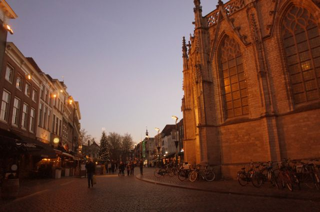 Picturesque City Of Breda - eTramping.com
