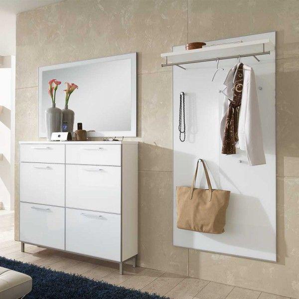 Flure Haus Deko Und Flur Design: Nett Schuhschrank Kleiner Flur
