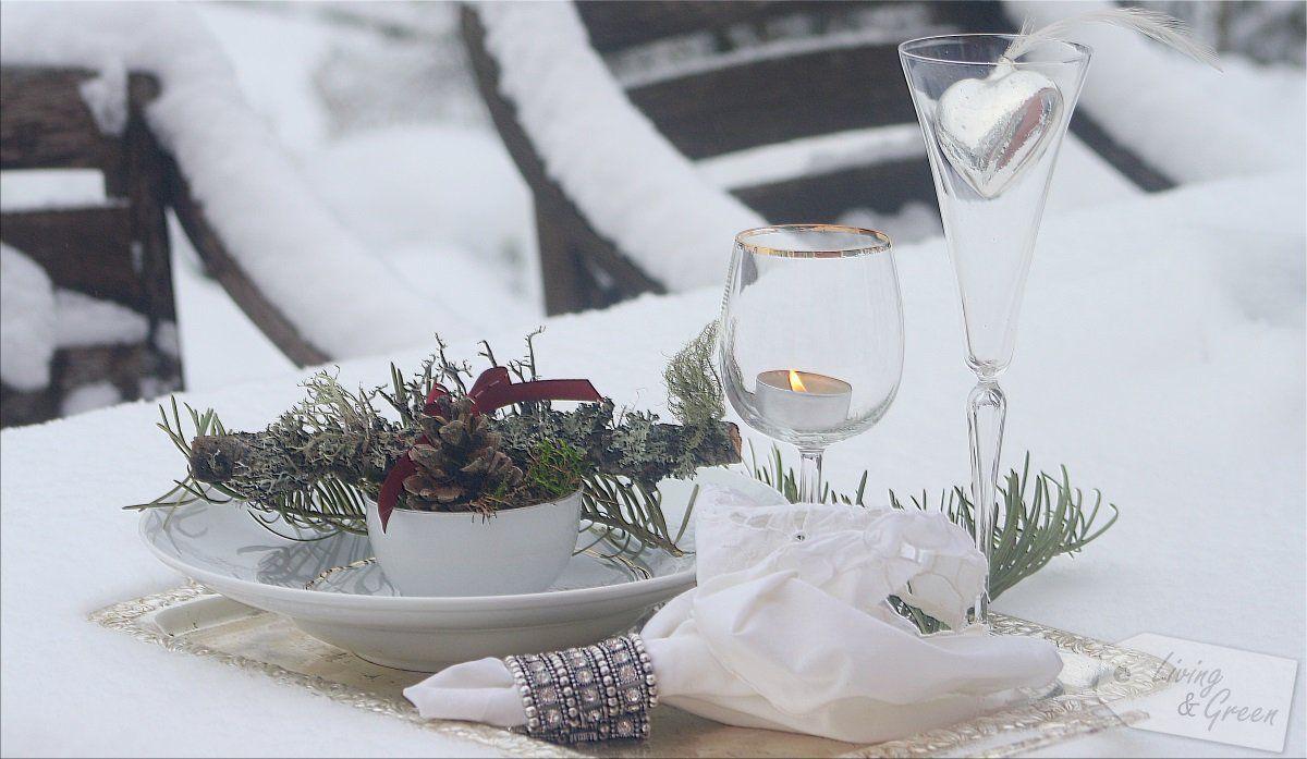 Der Letzte Tag Im Jahr Tischdekoration Winter Winter Pinterest