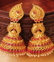 Pin on Exciting range of traditional jhumkas