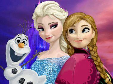 Dibujos Para Imprimir De Frozen En Color Imagenes De Frozen
