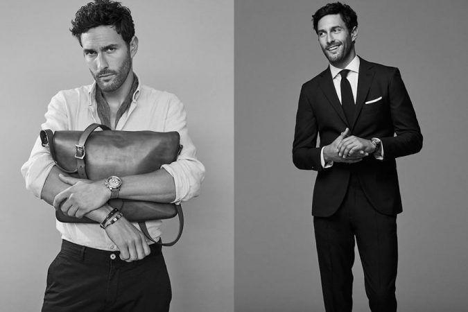 Massimo Dutti Ciao Roma 2016 Men's Lookbook | FashionBeans.com