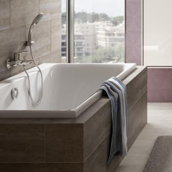 Ideal Standard Connect Duo: Erschaffen Sie Sich Mit Der Einbau Badewanne  Ihr Traumbad. #badewanne #badezimmer #wanne #bathroom #bathtub #eingelassen  ...