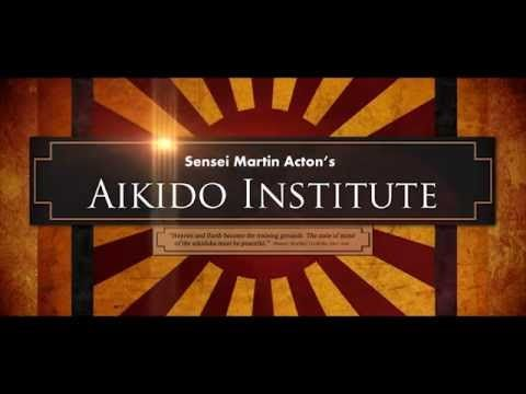 Aikido Lessons Northern Ireland With Martin Acton Sensei Aikido