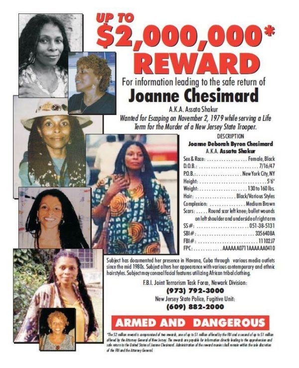 This Is the First Woman on the FBI's Most Wanted Terrorist