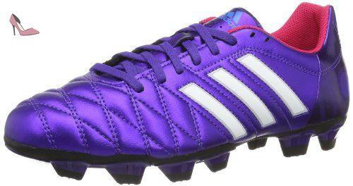 adidas 11Questra TRX FG, Chaussures de course homme - Violet - Blast  Purple/Running