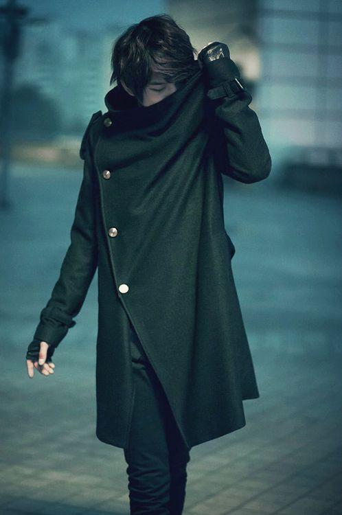 Asian style cloak