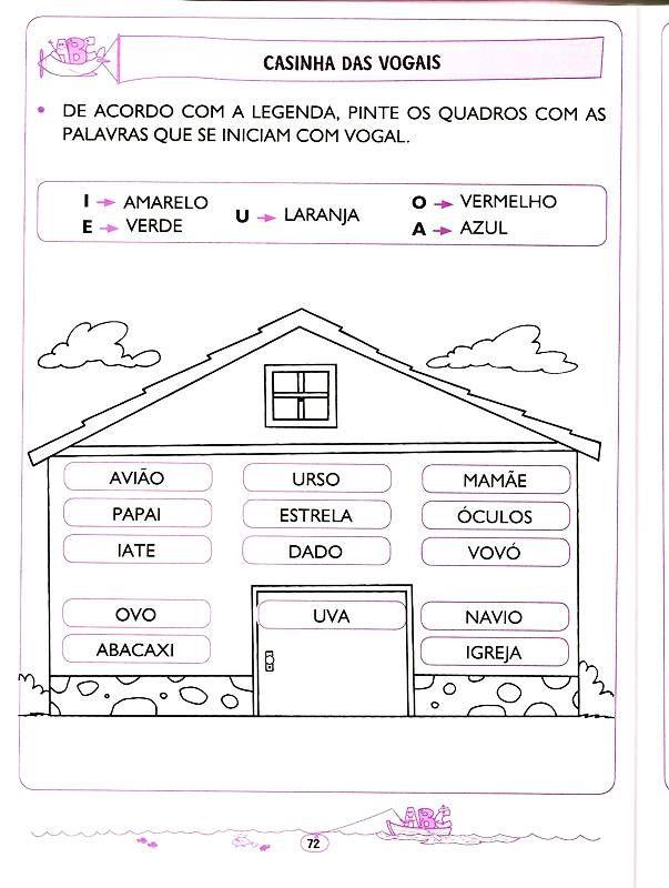 Atividades Para Criancas De 5 E 6 Anos Lingua Portuguesa