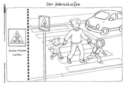 Etwas Neues genug Download als PDF: Verkehr – Zebrastreifen – Broska #WY_63