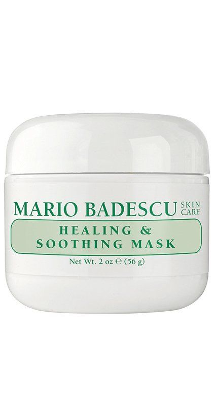 Healing Soothing Mask Skin Care Acne Soothing Mask Treating Oily Skin