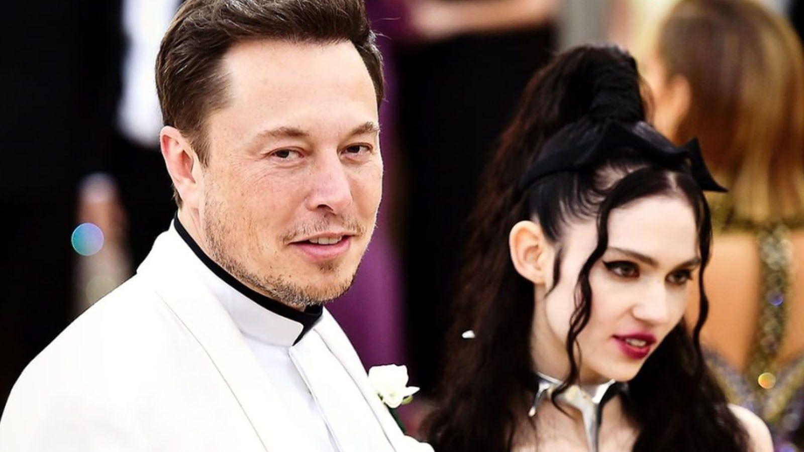 Elon Musk Partnerin