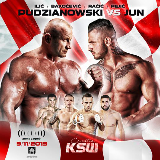 Pin By Mk Tv On Mma Mma Ufc Zagreb