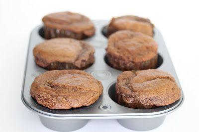 Nutella bannana muffins