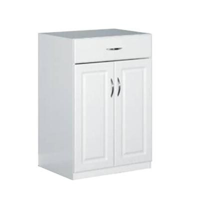 Closetmaid 24 In Freestanding Raised Panel Base Cabinet With 1