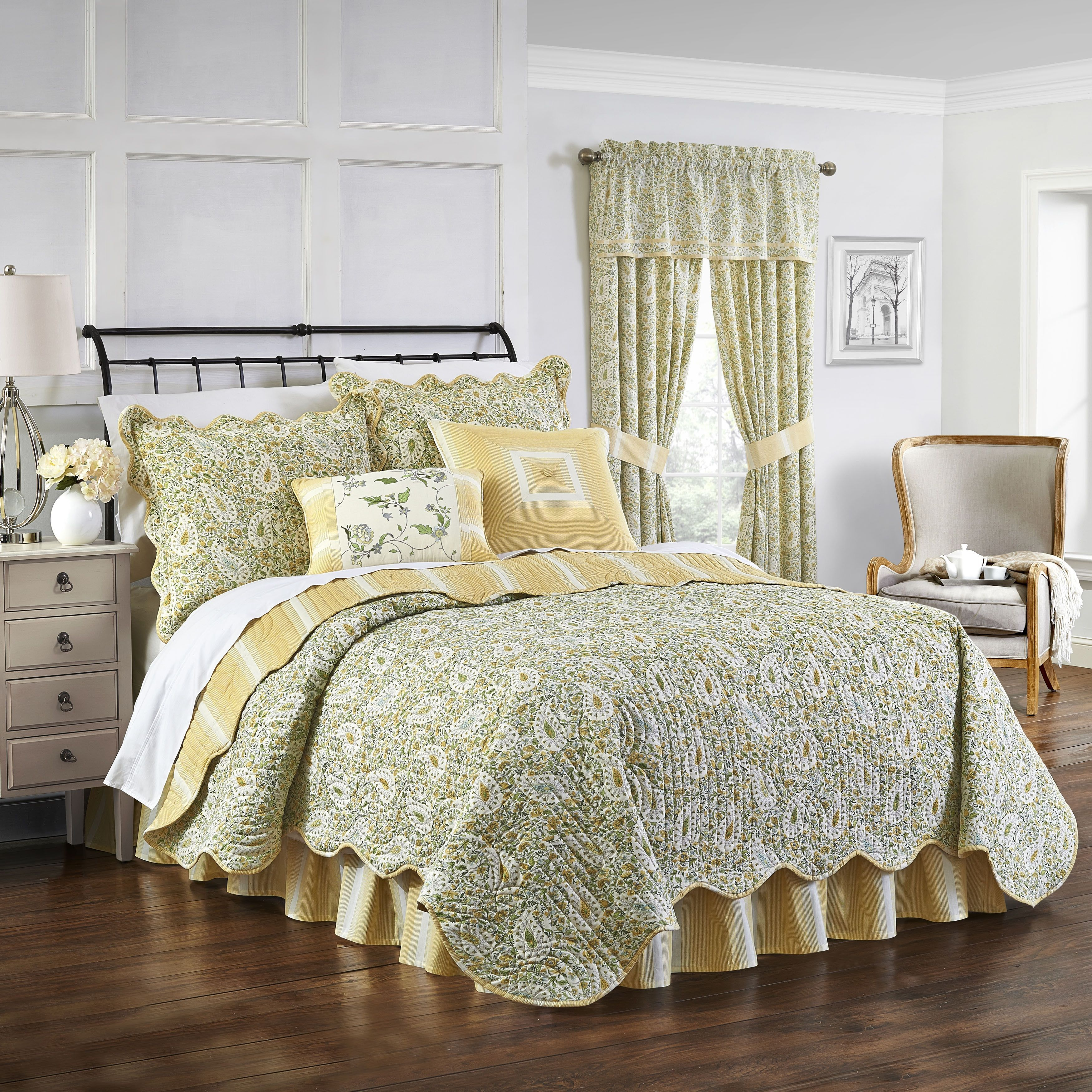 white bed decor shipping product overstock lush on venetian bath free set piece com bedding comforter