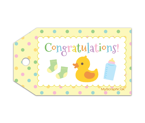 picture regarding Rubber Duck Printable identified as Obtain this Adorable Rubber Ducky Reward Tag and other free of charge