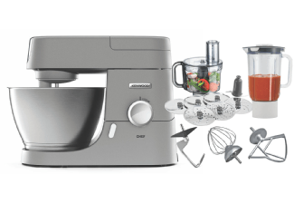 Kenwood Kuchenmaschine Kvc 3150 S Chef Set Silver Kenwood Kuchenmaschine Kuchenmaschine Kuche