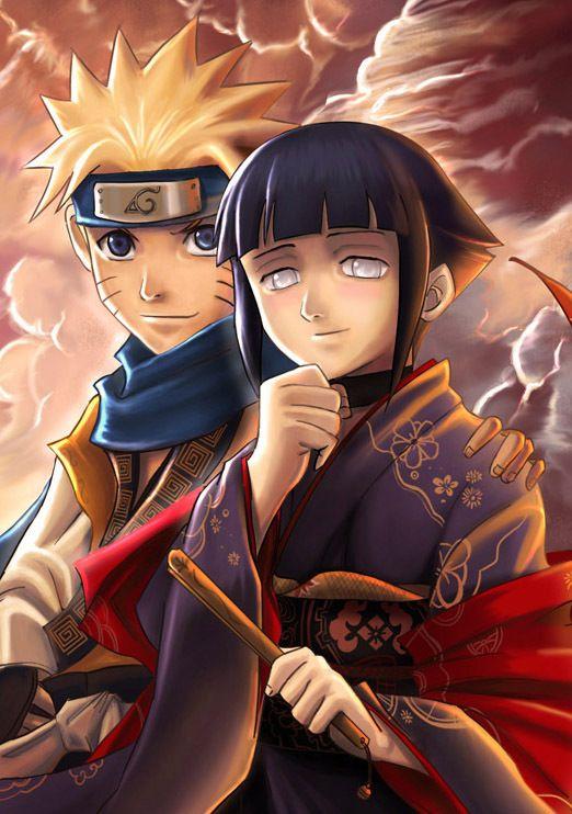 Pin On Naruto X Hinata
