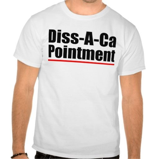 Diss-A-Ca-Pointment