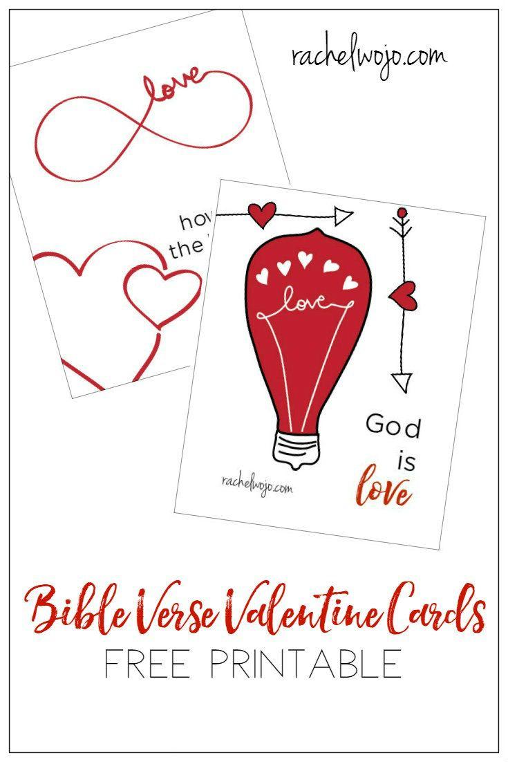 Bible Verse Valentine Printable Valentines Bible Verse Valentines Printables Free Printable Valentines Cards