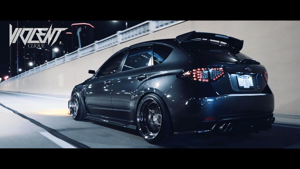 Bagged WRX on Detroit Streets - VIOLENT CLIQUE - YouTube