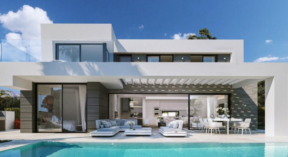 Lo Que Debes Saber Al Comprar Una Casa En Espana Solo Marbella En 2020 Hermosas Casas Modernas Casas Prefabricadas Espana Casas Modernas Arquitectura
