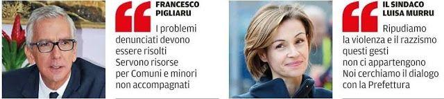 SCRIVOQUANDOVOGLIO: MONASTIR:FUOCO NELL'EX SCUOLA DESTINATA AI MIGRANT...