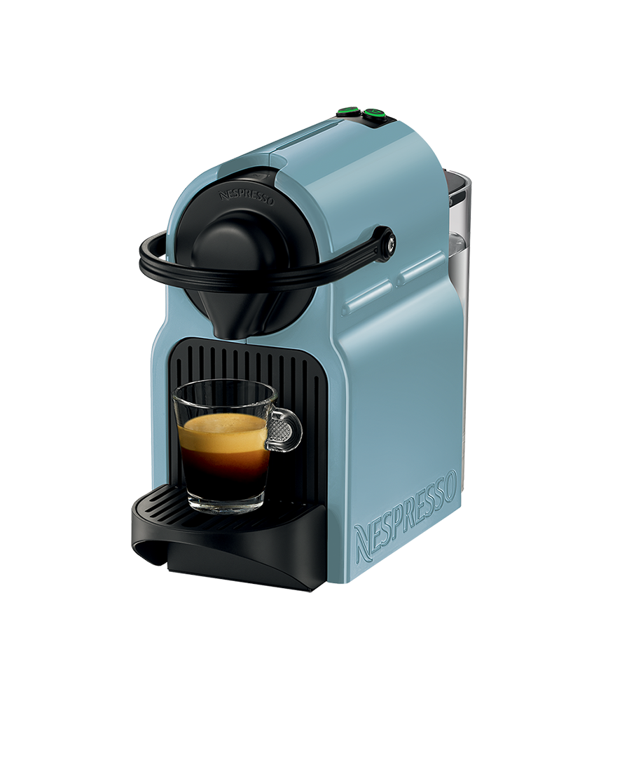 Krups inissia blue sky coffee machine stuff i want pinterest nespresso - Machine a cafe krups nespresso ...