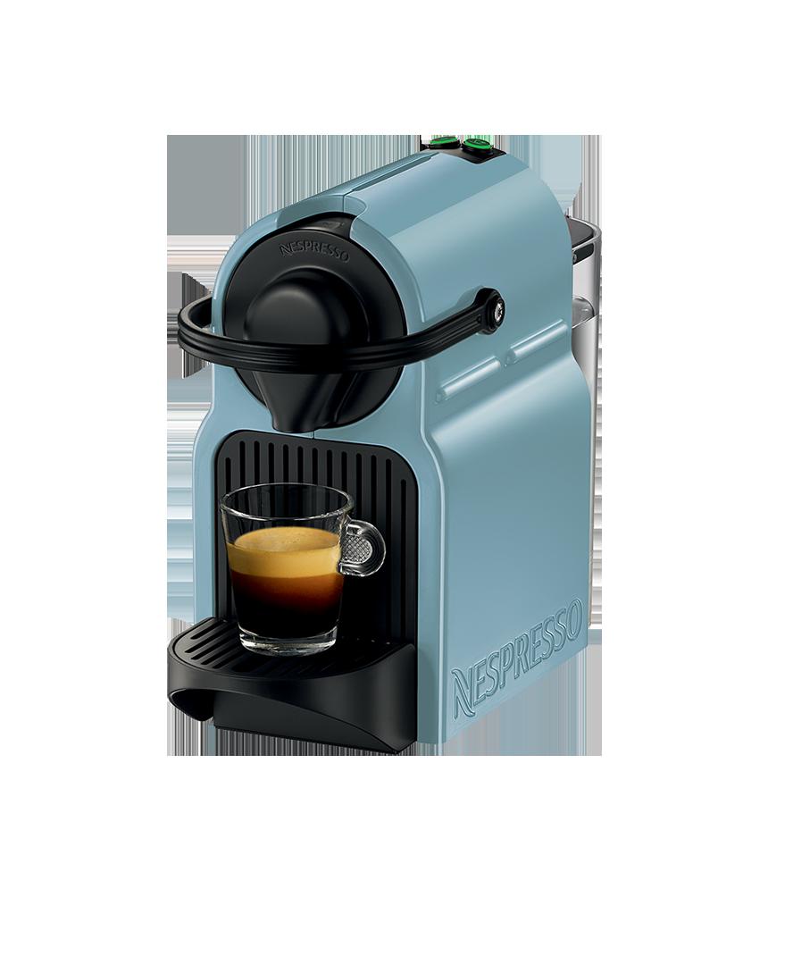 Krups Inissia Blue Sky Coffee Machine Nespresso machine