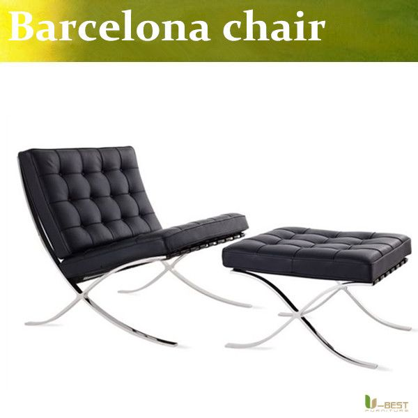 Outstanding U Best High Quality Barcelona Style Modern Pavilion Chair Ncnpc Chair Design For Home Ncnpcorg
