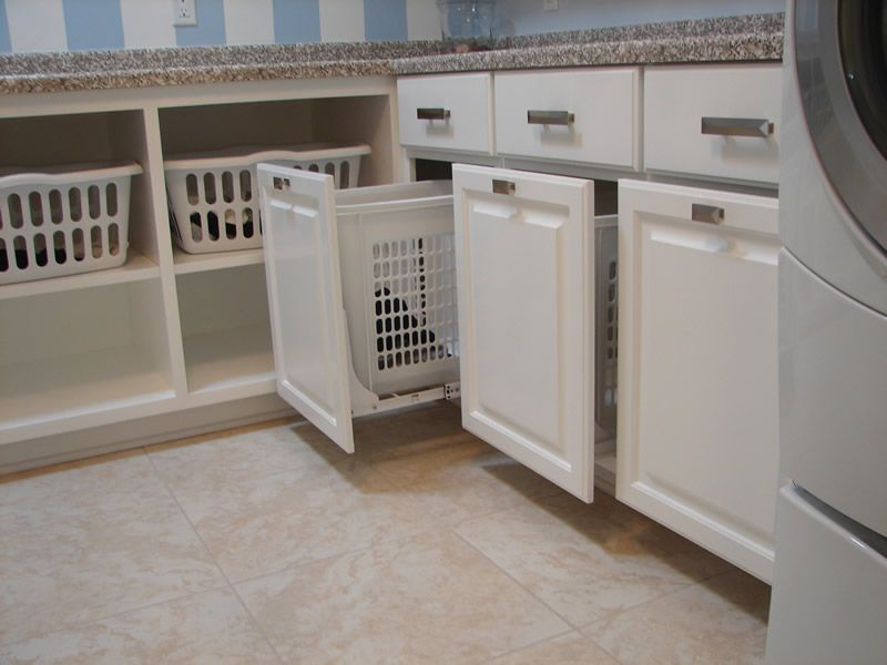 The Laundry Basket Cabinet Laundry Hamper Cabinet Laundry