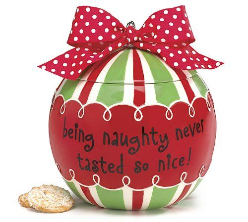 Mccoys Christmas Trees: Christmas Tree Ornament Cookie Jar