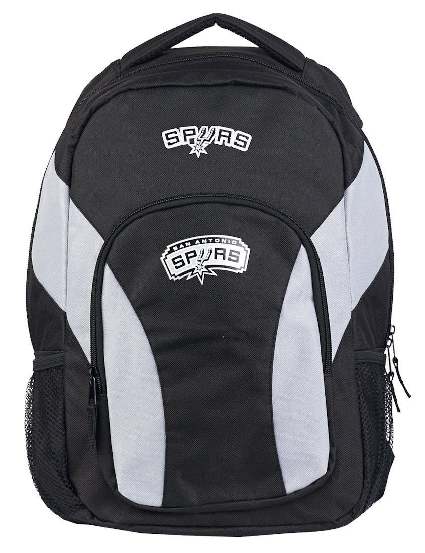 San Antonio Spurs Draft Day Back Pack - Black  a5298b9016b34