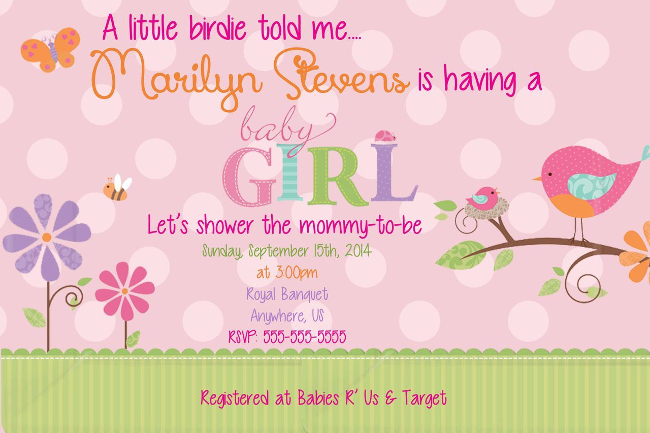 Baby Shower Invitations At Hallmark Baby Shower Invitations