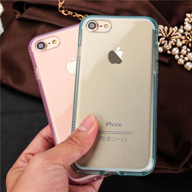 iphone 7 case grey pink