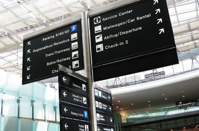 Zurich Airport Zurich, Airport, Arrivals