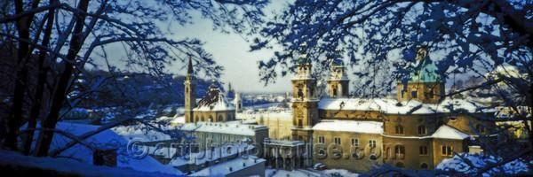 Salzburg Snow