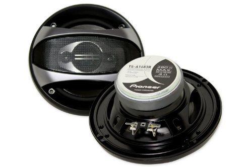 save 10 order now pioneer tsa1683 560 watt 4 way car stereo speakers at online best online. Black Bedroom Furniture Sets. Home Design Ideas
